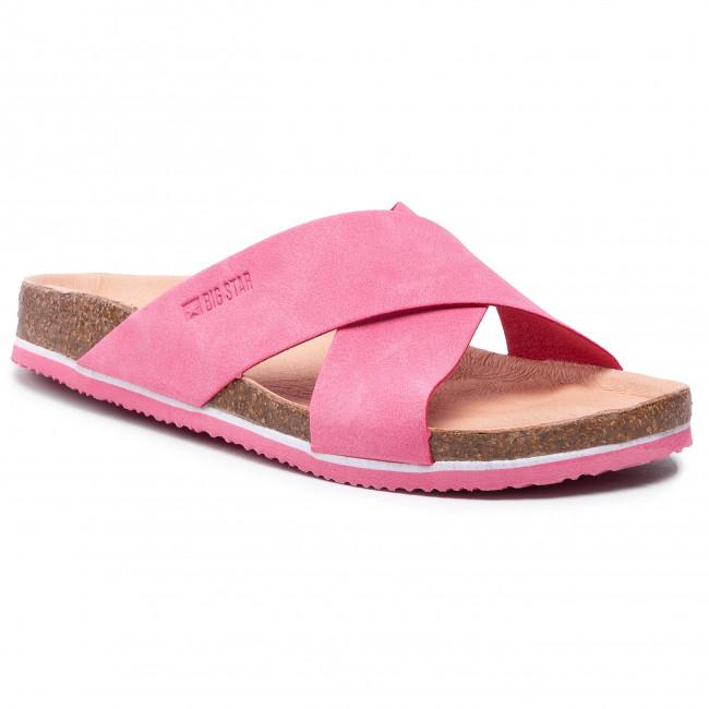 Šľapky BIG STAR - HH274597  Pink