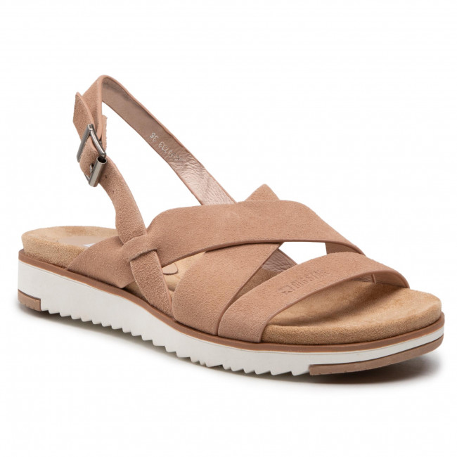 Sandále BIG STAR - HH274733 Nude