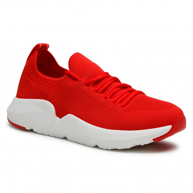 Sneakersy BIG STAR - DD274580 Red