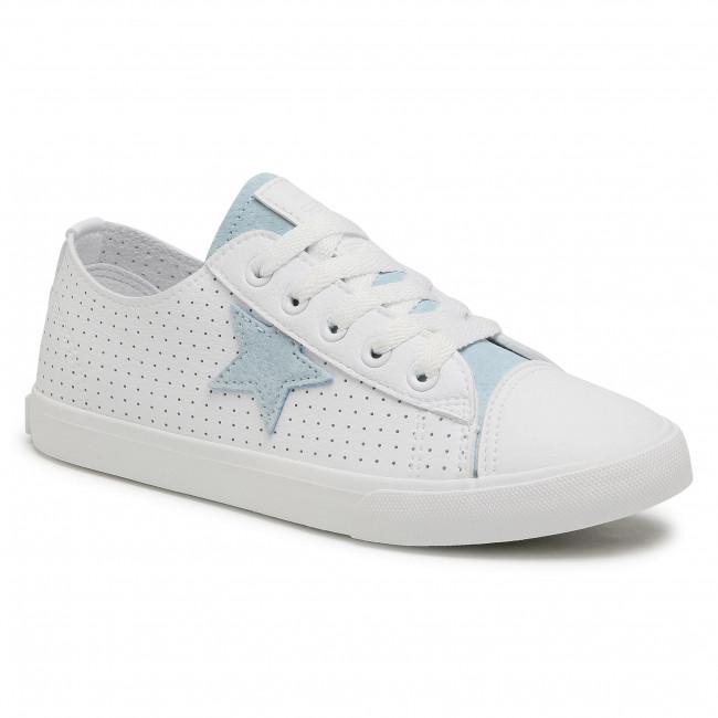 Sneakersy BIG STAR - DD274692 White/Blue