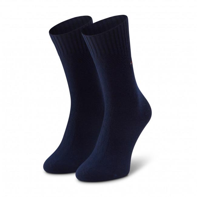 Ponožky Vysoké Dámske TOMMY HILFIGER - 100001311  Navy 001