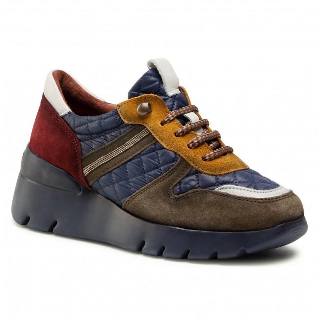 Sneakersy HISPANITAS - Ruth-I9 CHI99357 Army/Marine