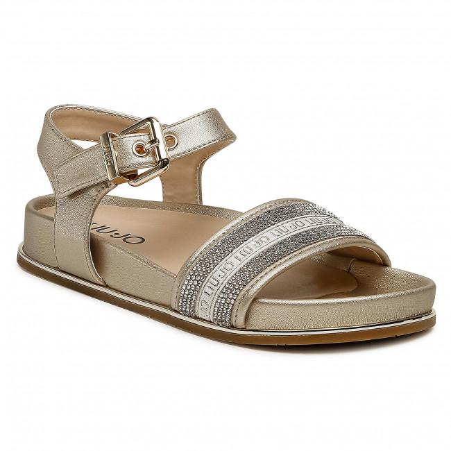 Sandále LIU JO - Cleo 59 4A1791 EX084 S Gold 00529