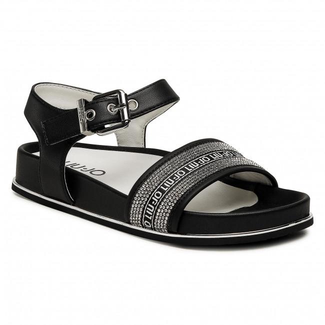 Sandále LIU JO - Cleo 59 4A1791 EX084 S Black 22222