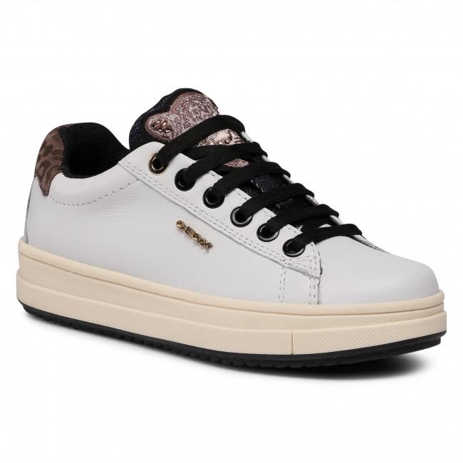 Sneakersy GEOX - J Rebecca G. F J04BDF 00085 C1000 M  White