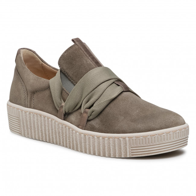 Sneakersy GABOR - 63.333.19 Salvia/Bronce