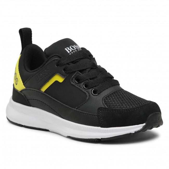 Sneakersy BOSS - J29243 Black 09B