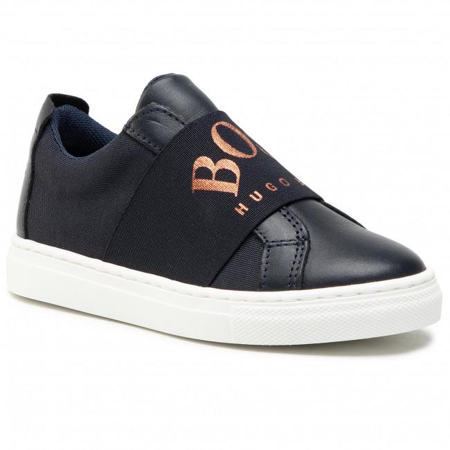 Sneakersy BOSS - J29256 S Navy 849
