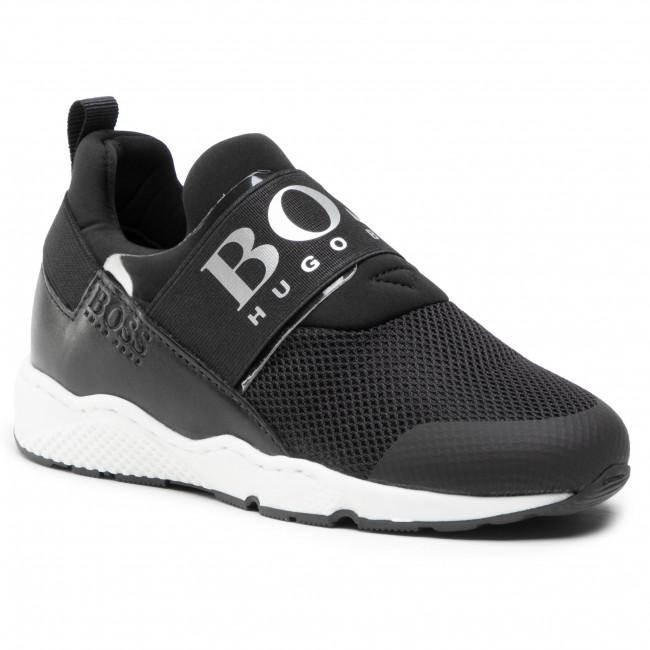 Sneakersy BOSS - J29M93 S Black 09B