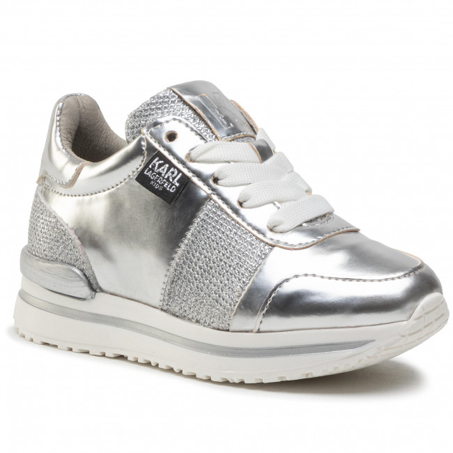 Sneakersy KARL LAGERFELD - Z19057 016
