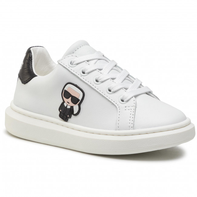 Sneakersy KARL LAGERFELD - Z29033 10B