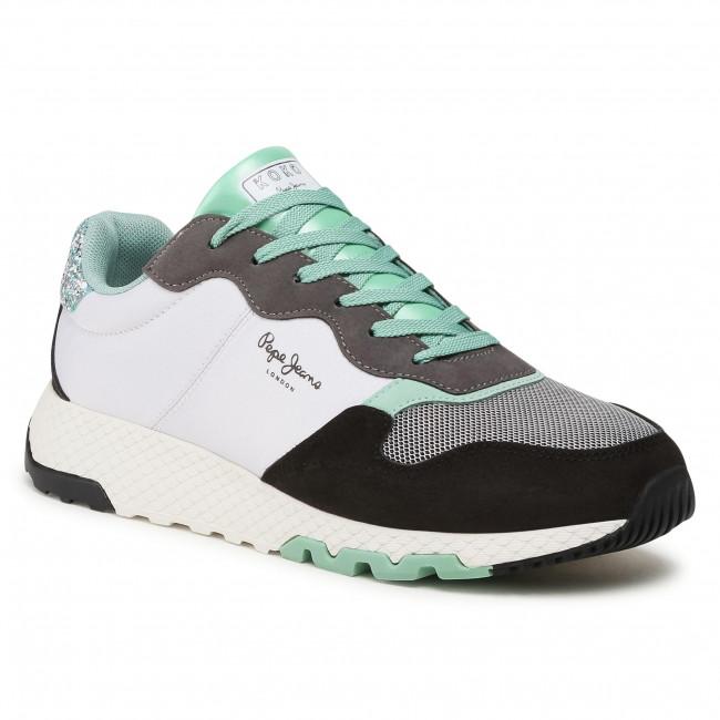Sneakersy PEPE JEANS - Koko Easy PLS31176 Spearmint 603