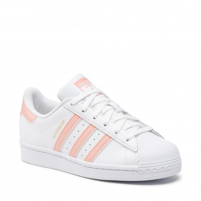 Topánky adidas - Superstar H00162 Ftwwht/Amblus/Amblus