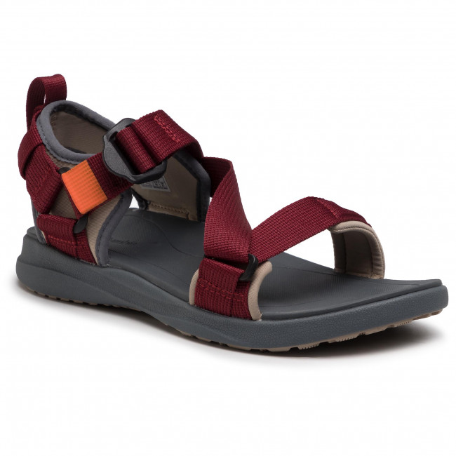 Sandále COLUMBIA - Sandal BM0102 Oxford Tan/Red Jasper 212