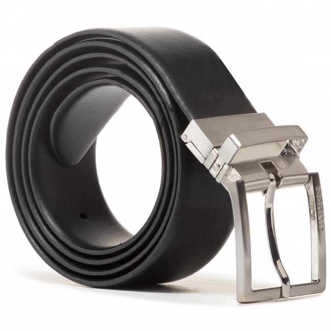 Opasok Pánsky GUESS - Not Coordinated Belts BM7319 LEA35 BLA