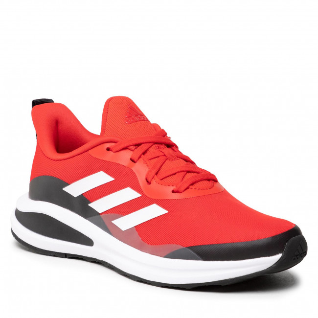 Topánky adidas - FortaRun K GY2745 Vivid Red/Cloud White/Core Black