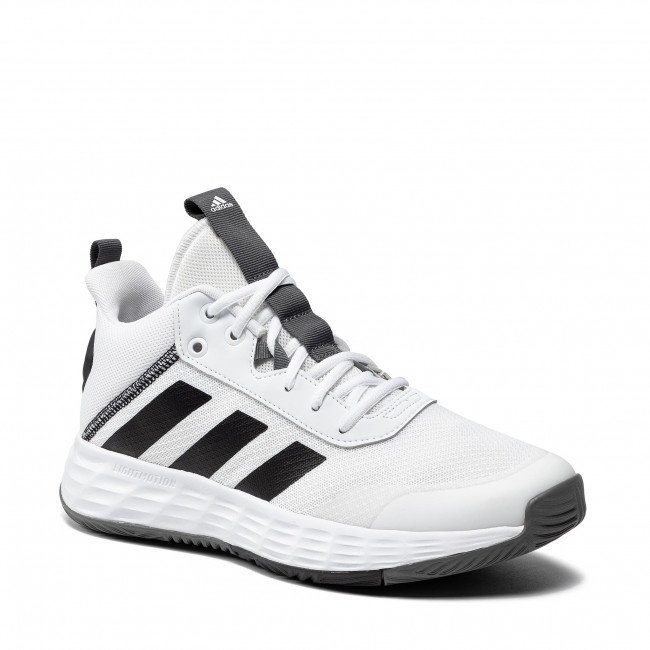 Topánky adidas - Ownthegame 2.0 H00469  Cwhite/Cblack/Cwhite