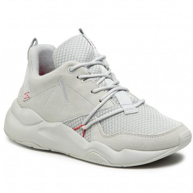 Sneakersy ARKK COPENHAGEN - Asymtrix Suede F-PRO90 SL3004-0022-W  Ice Grey