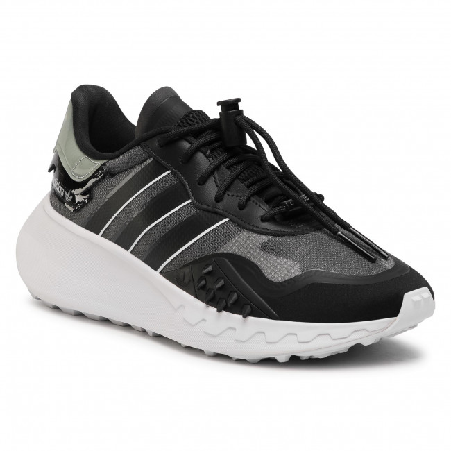Topánky adidas - Choigo FY6503 Cblack/Cblack/Silvmt