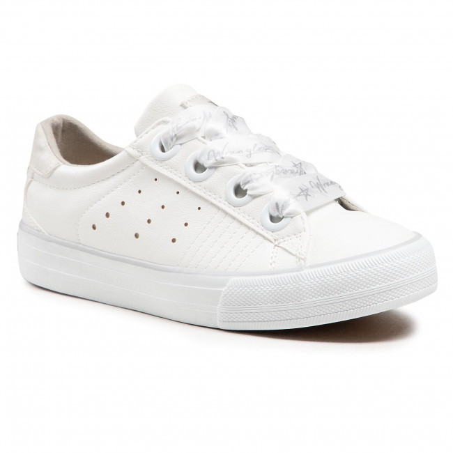 Sneakersy WRANGLER - Clay WL11560A White 051