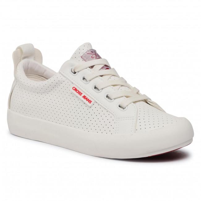 Sneakersy CROSS JEANS - FF2R4052C White
