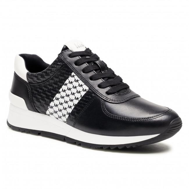 Sneakersy MICHAEL MICHAEL KORS - Allie Wrap Trainer 43R1ALFS7L Black