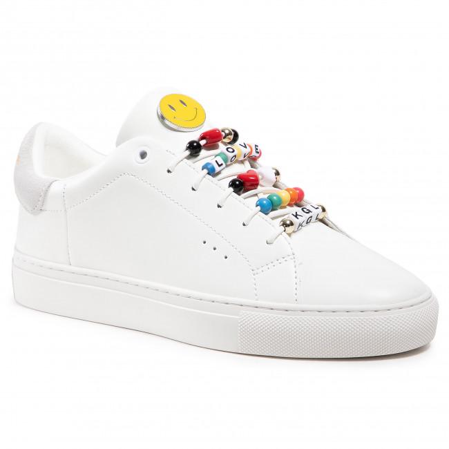 Sneakersy KURT GEIGER - Lane 1387915109 White/Comb