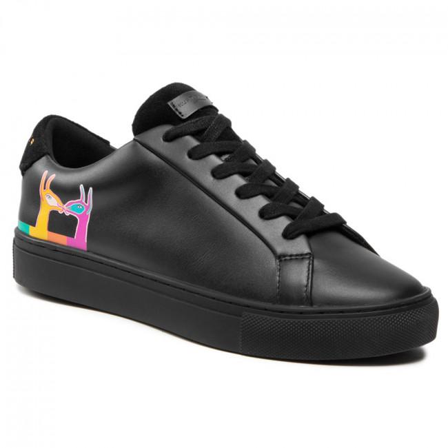 Sneakersy KURT GEIGER - Lane Llama 7420200109 Black