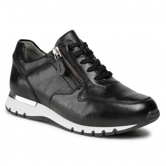 Sneakersy CAPRICE - 9-23601-26 Black Nappa 022