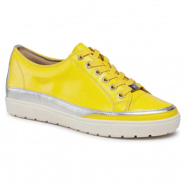 Poltopánky CAPRICE - 9-23654-26 Yellow Naplak 613