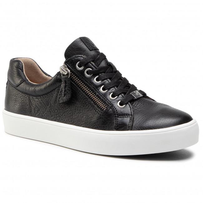 Sneakersy CAPRICE - 9-23656-26 Black Nappa 022