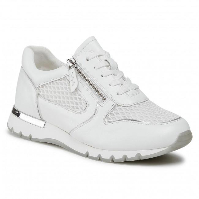 Sneakersy CAPRICE - 9-23700-26 White Comb 197
