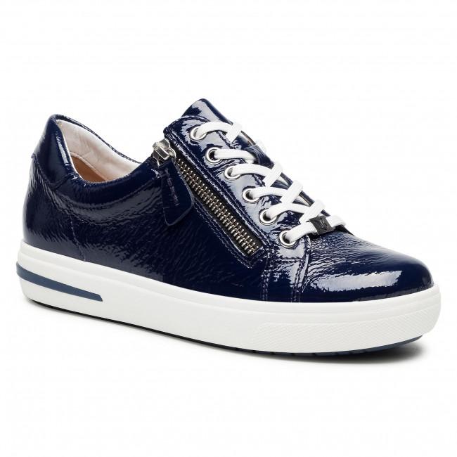 Sneakersy CAPRICE - 9-23753-26 Marine Naplak 889