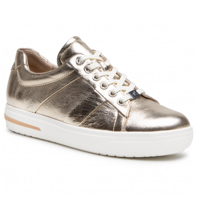 Sneakersy CAPRICE - 9-23754-26 Ltt Gold Metal. 978