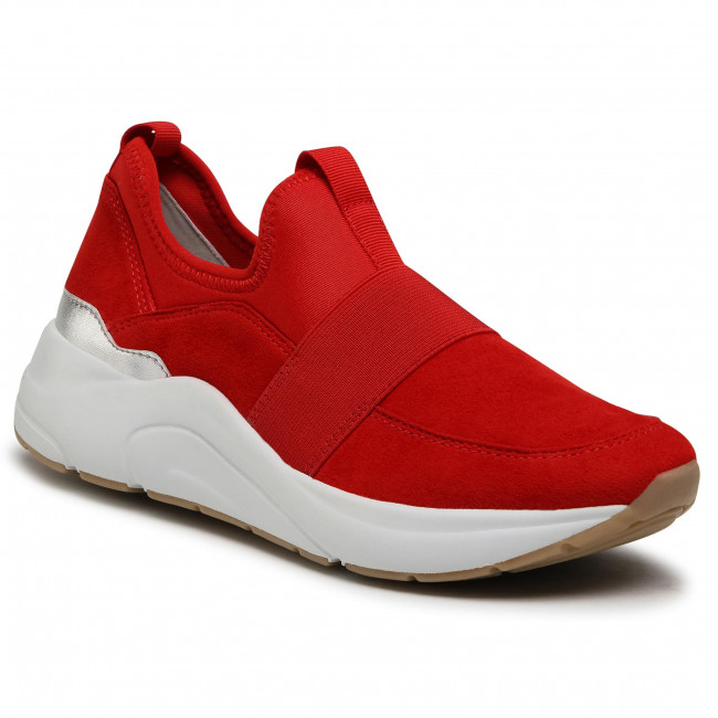 Sneakersy CAPRICE - 9-24701-26 Red Comb 523