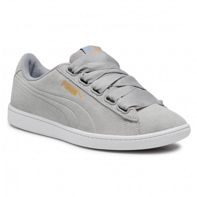 Sneakersy PUMA - Vikky Ribbon 364262 01  Quarry/Quarry