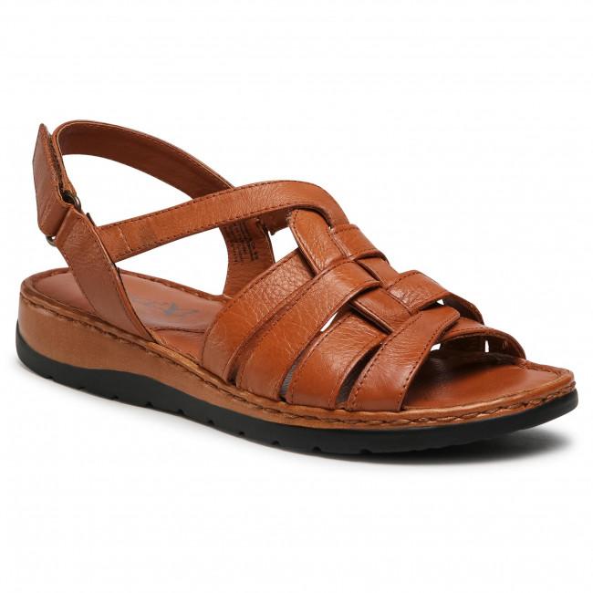 Sandále CAPRICE - 9-28150-26 Nut Nappa 327