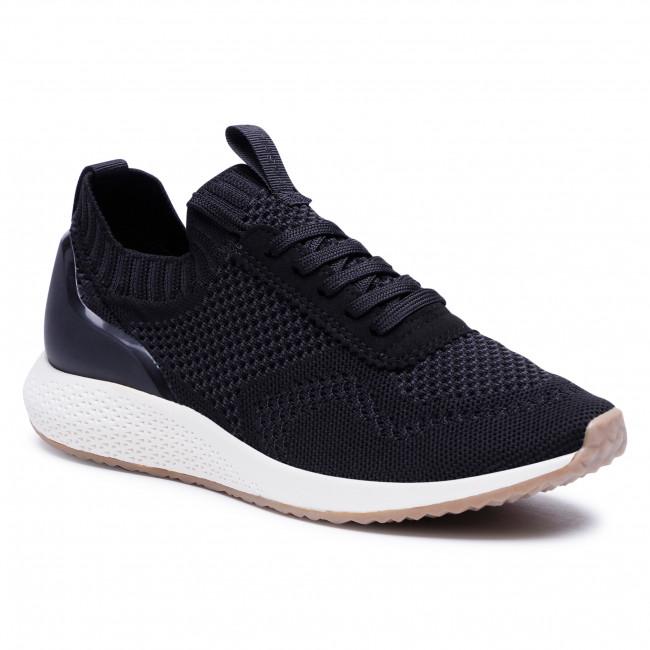 Sneakersy TAMARIS - 1-23714-26 Black 001