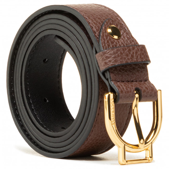 Opasok Dámsky COCCINELLE - HZ5 Belt E3 HZ5 11 36 01 Chocolate W05