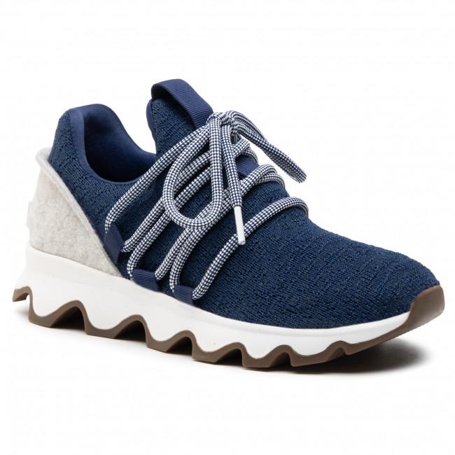 Sneakersy SOREL - Kinetic Lace NL3227 Blue Shadow/Ombre Bleu 415