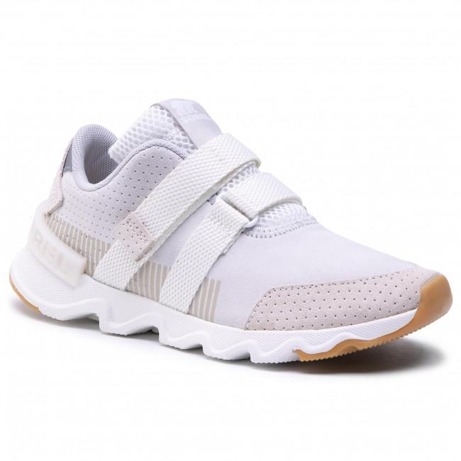 Sneakersy SOREL - Kinetic Lite Strap NL3520 White 100