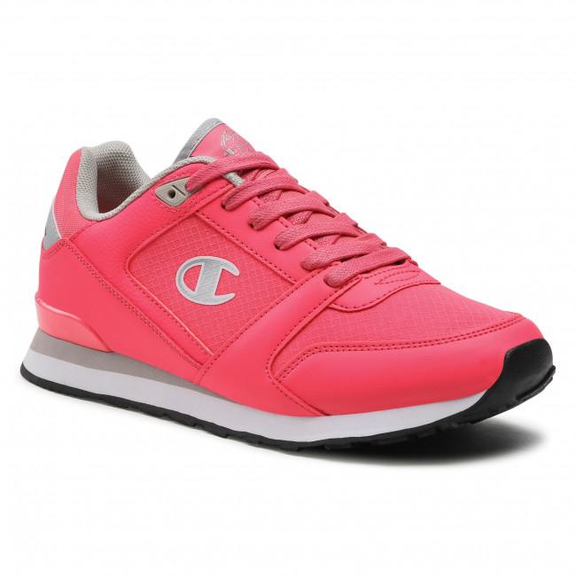 Sneakersy CHAMPION - W C. J. Mix S10992-S21-PS004 Dbr/Silm