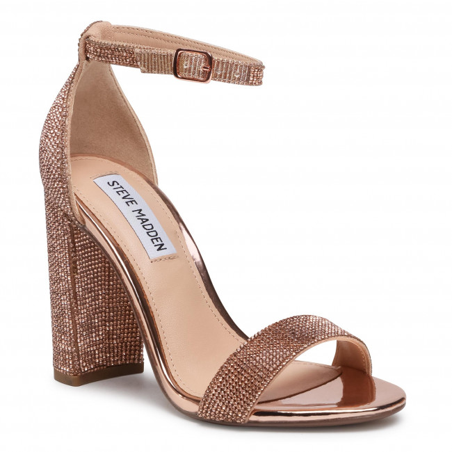 Sandále STEVE MADDEN - Carrson-R SM11000371-02003-686 Rose Gold