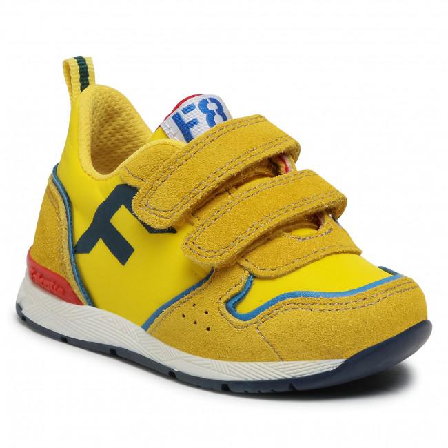 Sneakersy NATURINO - Falcotto By Naturino Hack Vl. 0012014924.01.1G07 M Yellow/Azure