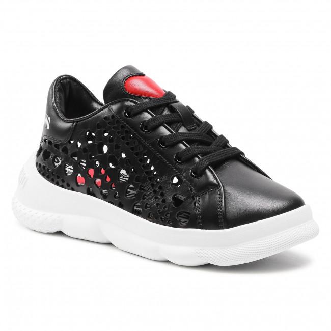Sneakersy LOVE MOSCHINO - JA15384G0CJA0000 Nero