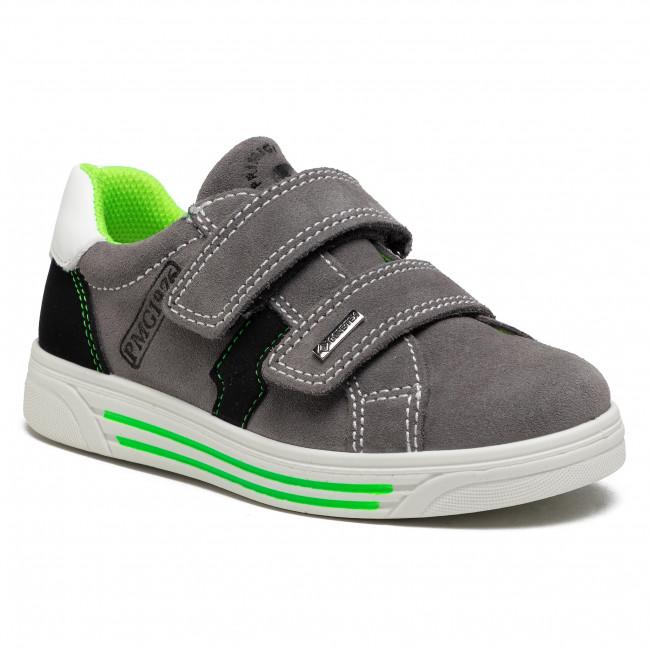 Sneakersy PRIMIGI - GORE-TEX 7387011 M Grigio