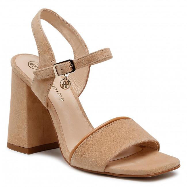 Sandále SOLO FEMME - 30706-13-I57/I63-07-00 Beż