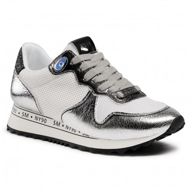 Sneakersy STEVE MADDEN - Reform SM11001397-04005-060 Silver Multi