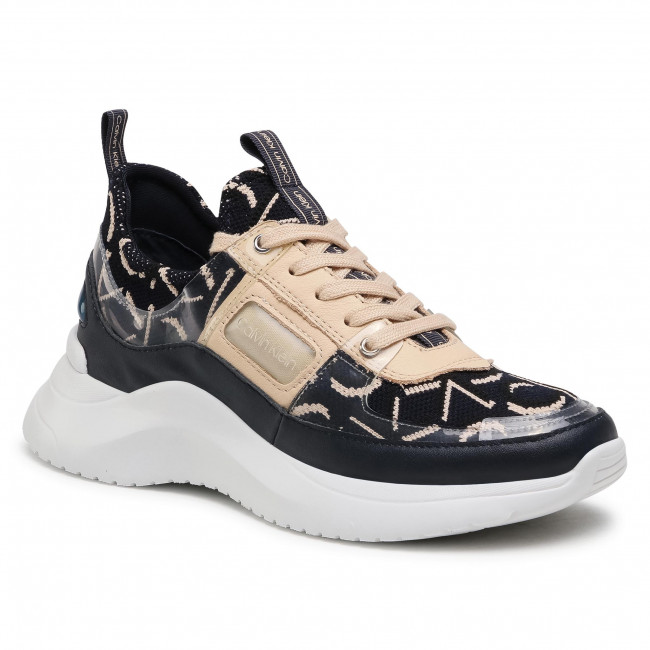 Sneakersy CALVIN KLEIN - Ultra B4E7970  Deep Navy