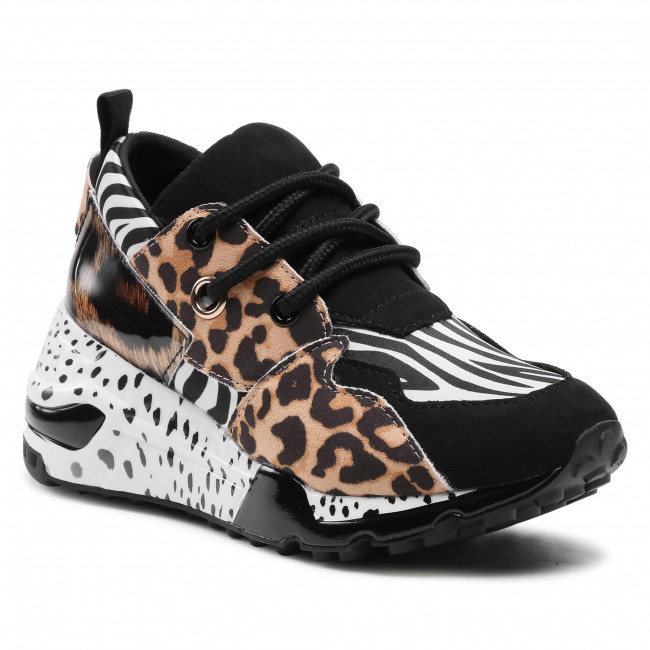 Sneakersy STEVE MADDEN - Jcliff SM15000003-02002-ANI Animal Multi